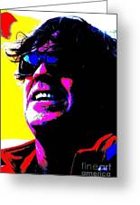 Warhol Robbie Greeting Card