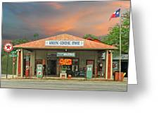 Waring General Store Greeting Card