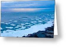 Warming Waters 2 Greeting Card