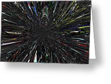 Warp Factor 2 Greeting Card
