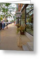 Warren Street 2 Greeting Card