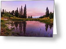 Wasatch Back Greeting Card