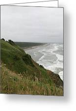 Washington Coast Greeting Card