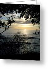 Washington Island Morning 4 Greeting Card