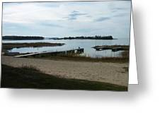 Washington Island Shore 2 Greeting Card