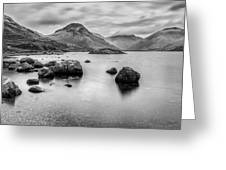 Wastwater Long Exp Greeting Card