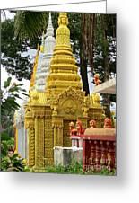 Wat Krom 30 Greeting Card