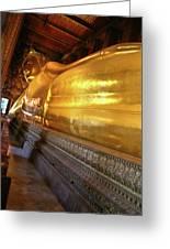Wat Po Bangkok Thailand 32 Greeting Card