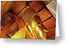 Wat Po Bangkok Thailand 34 Greeting Card
