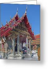 Wat Prachum Khongkha Phra Wihan Dthcb0174 Greeting Card