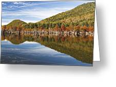 Watagua Lake, Tn Greeting Card