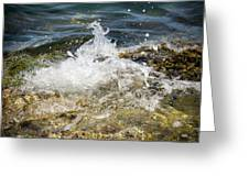 Water Elemental Greeting Card