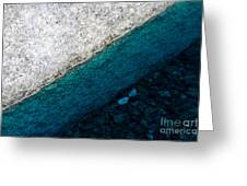 Water II Greeting Card