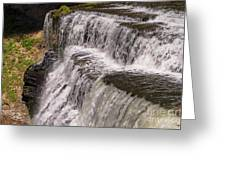 Water Levels Greeting Card