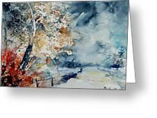 Watercolo 2407063 Greeting Card