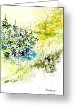 Watercolor 014042 Greeting Card