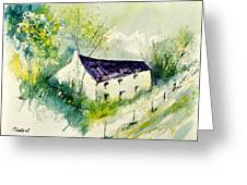 Watercolor 014062 Greeting Card