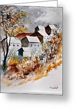 Watercolor 015032 Greeting Card