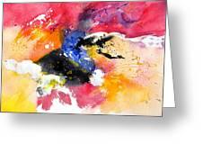 Watercolor 017081 Greeting Card