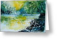 Watercolor 051108 Greeting Card