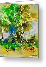 Watercolor 111061 Greeting Card