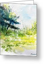 Watercolor 111141 Greeting Card