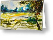 Watercolor 112040 Greeting Card