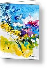 Watercolor 114052 Greeting Card