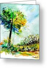 Watercolor 114062 Greeting Card