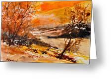 Watercolor 115011 Greeting Card