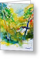 Watercolor 115021 Greeting Card