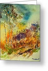 Watercolor 115060 Greeting Card