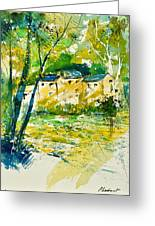 Watercolor 115080 Greeting Card