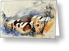 Watercolor 115082 Greeting Card
