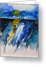 Watercolor 119001 Greeting Card