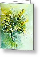 Watercolor  120406 Greeting Card