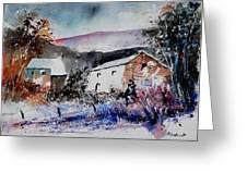 Watercolor 902080 Greeting Card