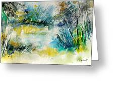 Watercolor  906020 Greeting Card