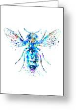 Watercolor Bee Greeting Card