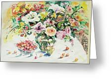 Watercolor Series 1 Greeting Card