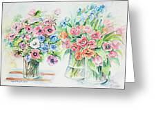 Watercolor Series 154 Greeting Card