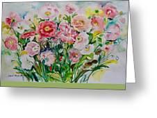 Watercolor Series No. 258 Greeting Card