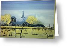 Watercolor3607 Greeting Card