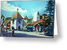 Watercolor3823 Greeting Card