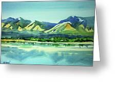 Watercolor4469 Greeting Card