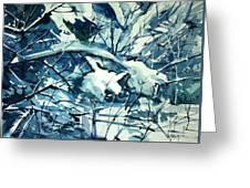 Watercolor4586 Greeting Card