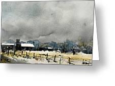 Watercolor7232 Greeting Card