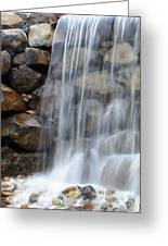 Waterfall 1 Greeting Card