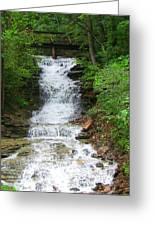 Waterfall#1 Greeting Card