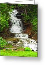 Waterfall#3 Greeting Card